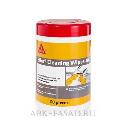 Sika «Cleaning Wipes-100»